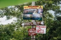 De camino a los cenotes de Yucatán